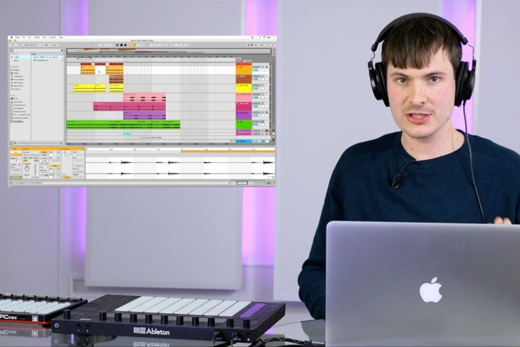 online training - ableton live